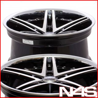 CLK320 CLK350 CLK500 CLK550 ROHANA RC5 CONCAVE STAGGERED WHEELS RIMS