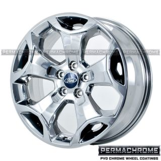 Original Ford Taurus 19 PVD Chrome Wheels Rims 3818