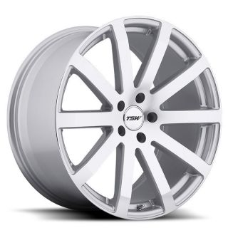 20 TSW Brooklands Staggered Wheels Rims Fit BMW 3 Series F30 E90 325i