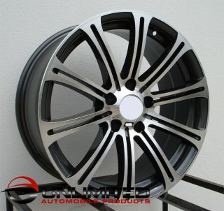 18 M3 Style Wheels Rims Fit BMW E46 E90 E92 F30