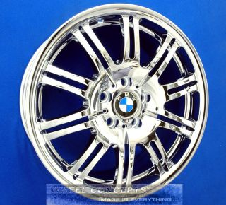 19 inch M Sport Chrome Wheels M 3 Rims E 46 Style 67 Forged 19