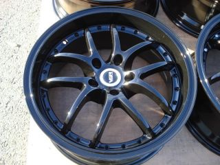 G37 RX7 MR2 Supra Ford Mustang GT Cobra Saleen 5 0 Wheels Rims