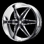 26 Inch Chrome Rims Wheels Ford Truck F F150 Expedition Navigator 5
