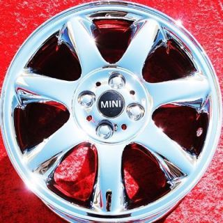 New 16 Mini Cooper s Clubman Chrome Wheels Rims 59570 Exchange