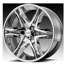 20 Inch Chrome Wheels Rims Chevy Truck Express Van Avalanche GMC