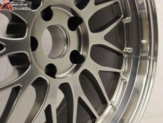 19 Staggered LM Style Wheels Fit BMW E39 E60 E64 E65