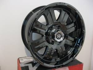 FORD F 150 TRUCK Expedition Navigator BLACK CHROME RIMS WHEELS 6 LUG