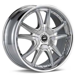 Chevrolet 5 Lug HHR Cobalt Malibu G6 Chrome Rims Wheels 5x110