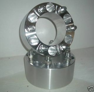 Chevy 6 Lug Truck Wheels 3 Wheel Spacers Free SHIP