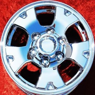 OF 4 NEW TOYOTA TACOMA OEM CHROME 16 WHEELS RIMS TUNDRA 69461 EXCHANGE