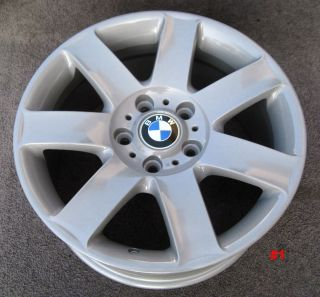 318TI 325i 328i 323i M3 17 Star Spoke Style 44 Wheels Rims