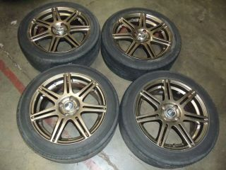 Civic 16 4x100 Wheels Rims JDM Wheel Rim 16 inch B18B B16A