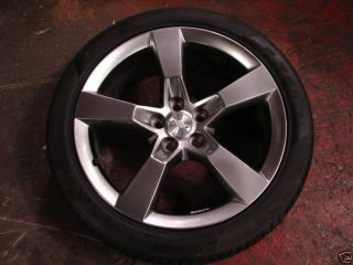20 Factory GM Chevy Camaro 5 Spoke Wheels Alloys Rims Tires