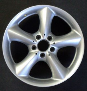Mercedes C230 C320 C350 17 Front 5 Spoke Factory OEM Wheel Rim H 65288