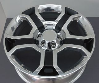 Factory OEM Ford Harley Davidson F150 22x9 Wheels 3750 Rims Polished