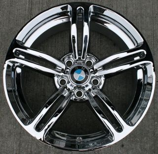 RVM B18 18 Chrome Rims Wheels BMW E38 E65 7 Series 18 x 8 0 5H 20
