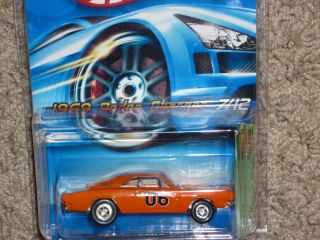 Hot Wheels 1969 Dodge Charger 2006 Treasure Hunt Like General Lee