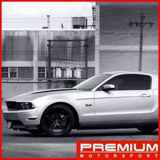 Mustang Rohana RC5 Wheels Concave Matte Black Concave Wheels