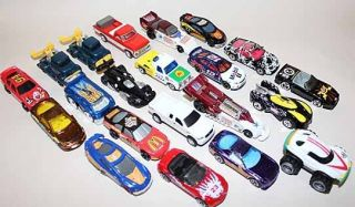 43 Die Cast Cars Hot Wheels Matchbox More