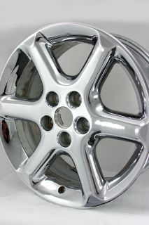 Chrome 17 Nissan Maxima Wheels 62401