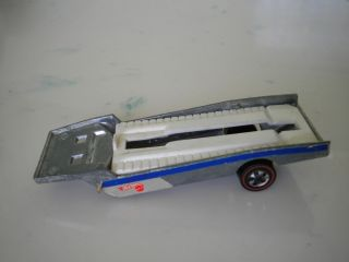 1971 Hot Wheels Heavyweights Racer Rig Trailer Look