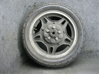 81 Honda Goldwing GL1100 GL 1100 Rear Rim Wheel R9