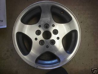 96 1997 97 1998 98 Jeep Grand Cherokee Alloy Wheel Rim 15 Used