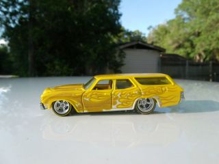 70 Chevelle SS Wagon Hot Wheels Limited Edition with Real Rider Tires