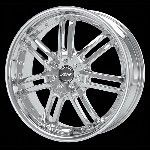 18 inch Chrome Wheels Rims Camry Honda Civic Accord 5