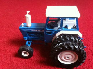 Ford 6600 DRW Double Rear Wheels Tractor Conversion Model