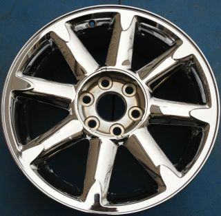GMC YUKON XL SIERRA DENALI 1500 PICKUP 20 OEM CHROME WHEEL RIM FAIR