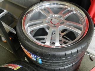 PORSCHE CHAMPION rs128 20 IN. WHEELS RIMS TIRES 997 996 carrera turbo