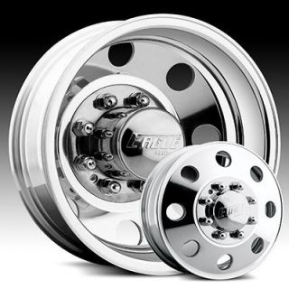 Eagle 0589 Wheels Rims 16 x 6 Chevy Ford Dodge Dually S
