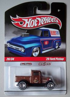 1929 Ford Pickup Hot Wheels Delivery