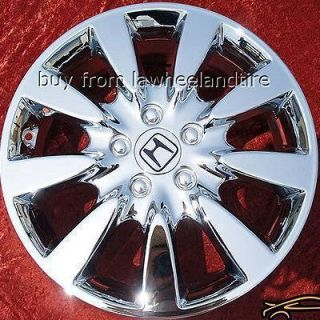 NEW 17 HONDA ACCORD OEM CHROME WHEELS RIMS ODYSSEY CR V EXCHANGE 63919
