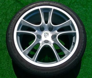 Porsche Cayenne GTS Turbo 21 inch Sport Wheels Michelin Tires