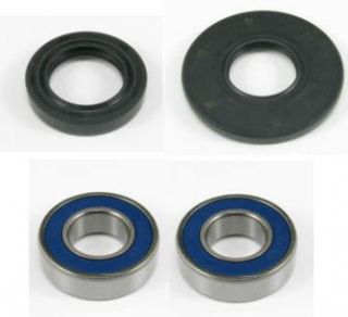 Honda CR500 CR500R 85 94 Front Wheel Bearings Seal Kit
