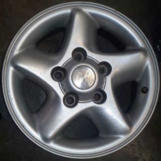 1500 Truck Factory Alloy Wheel Rim 96 97 98 99 00 01 2067 16x7