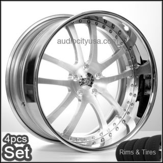 Wheels and Tires Impala Lexus Honda Audi for BMW Merdedes Rims