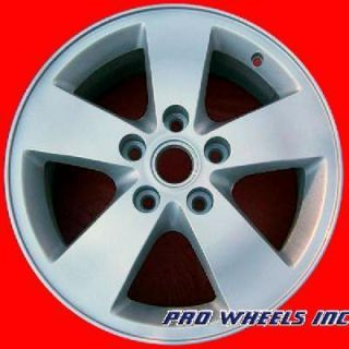 Pontiac Grand Prix 16x6 5 Silver Factory Original Wheel Rim 6587