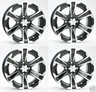 ITP SS312 14 Wheels Rims Rims Suzuki King Quad