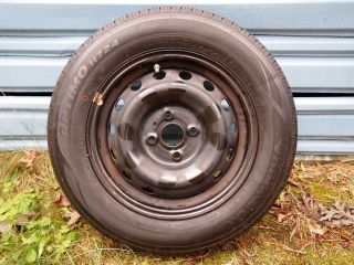 13 Hyundai Accent Kia Rio Factory Rims Tires 175 70 14 Cheap