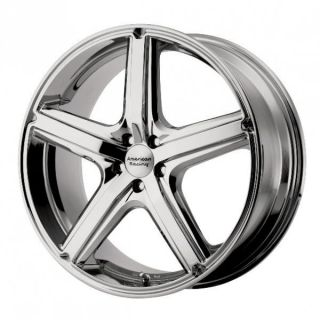 15 inch Maverick Chrome Wheels Rims 5x115 300C Charger Magnum