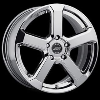 16 inch AR896 Chrome Wheels Rims 5x115 300C Charger Magnum Challenger