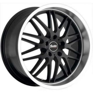 18x8 Black Wheel Advanti Racing Kudos 5x120 BMW