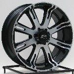 22 inch Wheels Rims Black Lincoln Navigator 6x135 6 Lug