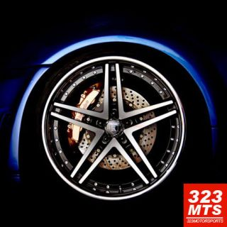 20 RC5 Rohana Rims Mercedes Benz MBZ C s E Wheels 5x112
