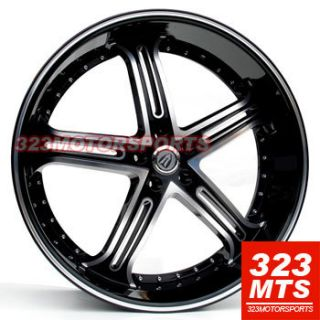 Wheels Rim Versante VE226A Dodge Magnum Charger Rims Wheels