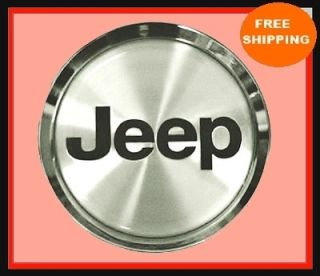 Mopar 2001 2002 2003 2004 Jeep Grand Cherokee Wheel Hub Center Caps