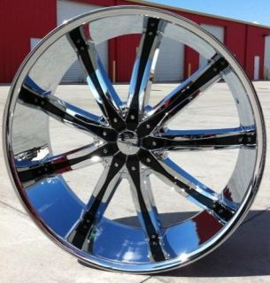 20 DW29 Wheels Rims Tires 5x115 Charger Magnum Challenger Nitro